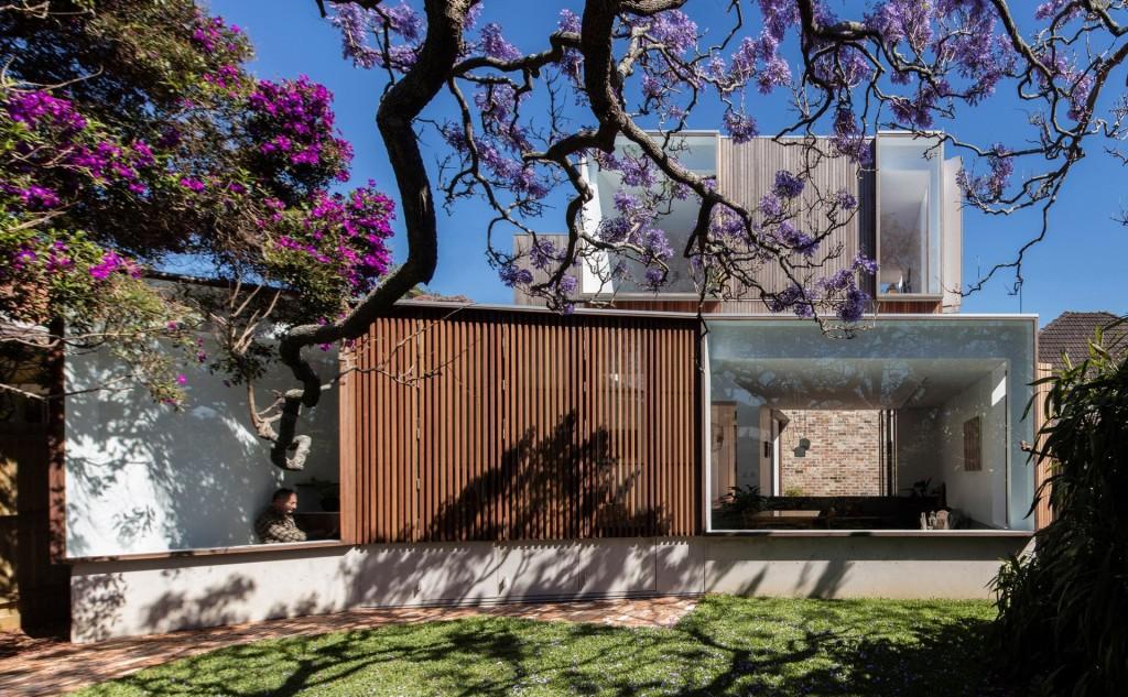 Sydney Cottage Extension Panovscott