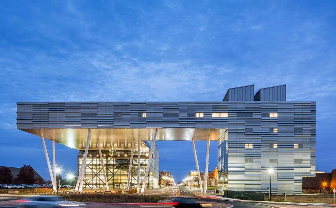 Rutgers Business School | Ten Arquitectos