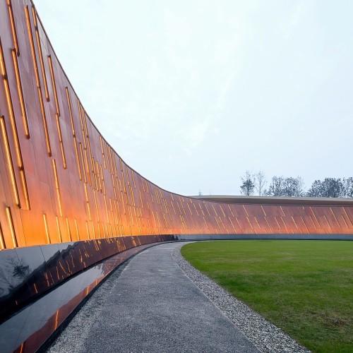 10抗日英烈纪念墙