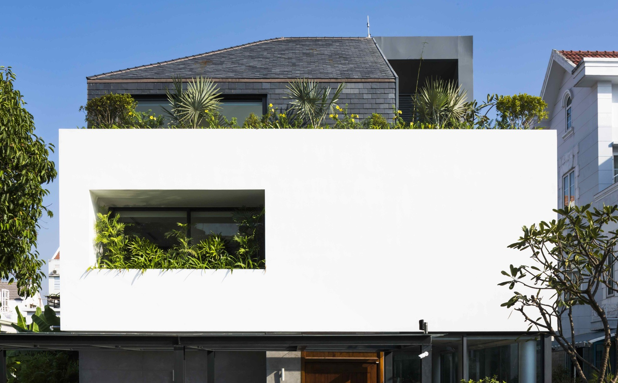 White Cube House | MM++ architects