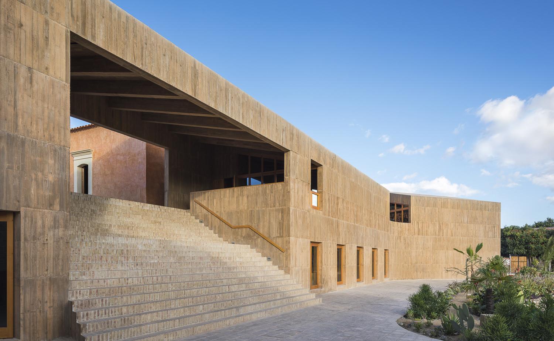 Teotitlán del Valle Cultural Center | PRODUCTORA