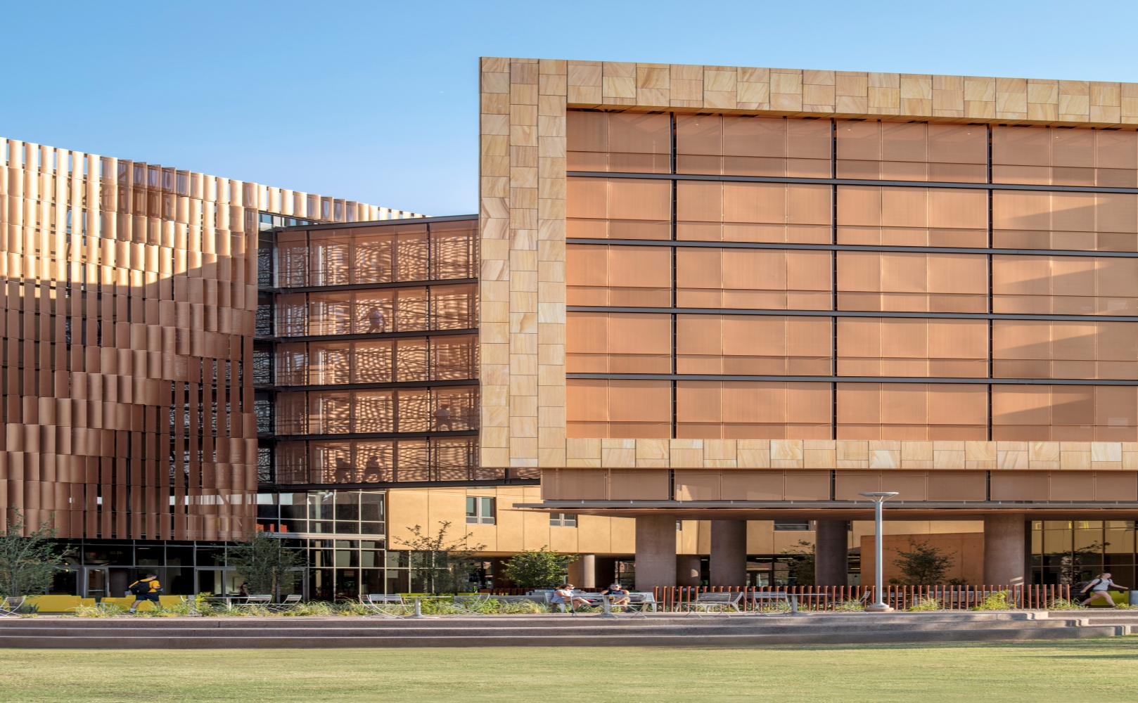 Tooker House at Arizona State University | SCB