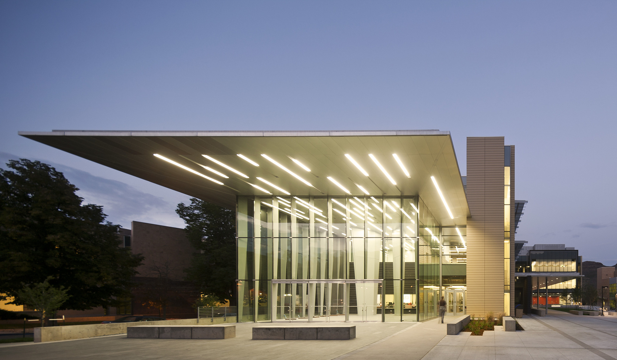 Marquez Hall at Colorado School of Mines | Bohlin Cywinski Jackson