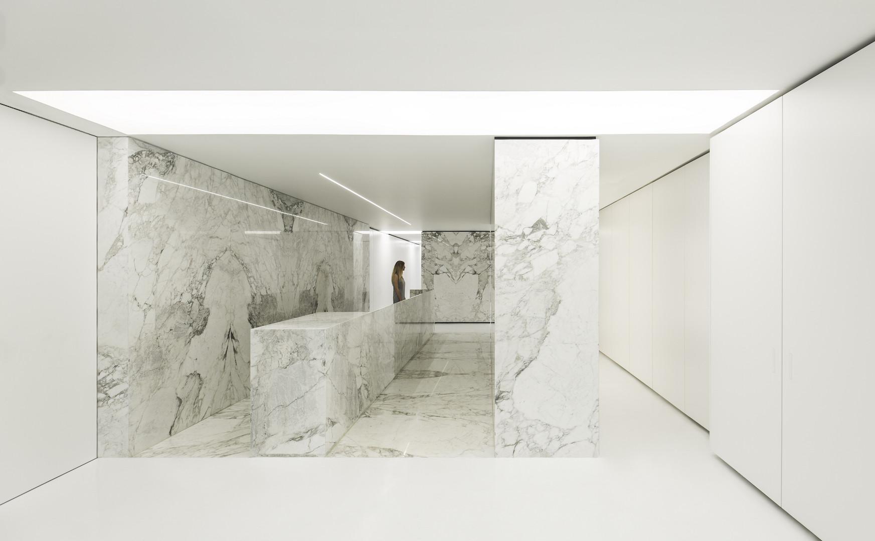 PETRA. The Stone Atelier / Fran Silvestre Arquitectos