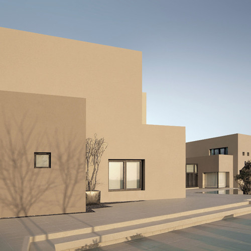 Abu Samra House : Symbiosis Designs LTD1