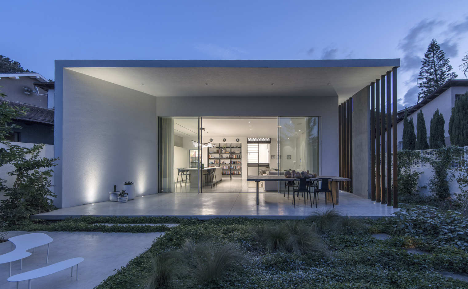 Pavilion House | Tal Goldsmith Fish Design Studio
