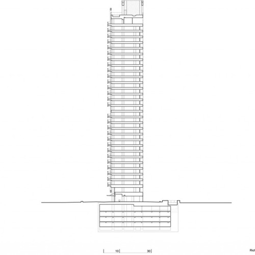 CDC-Xin-Yi-Residential-Tower_SectionCross-1024x742