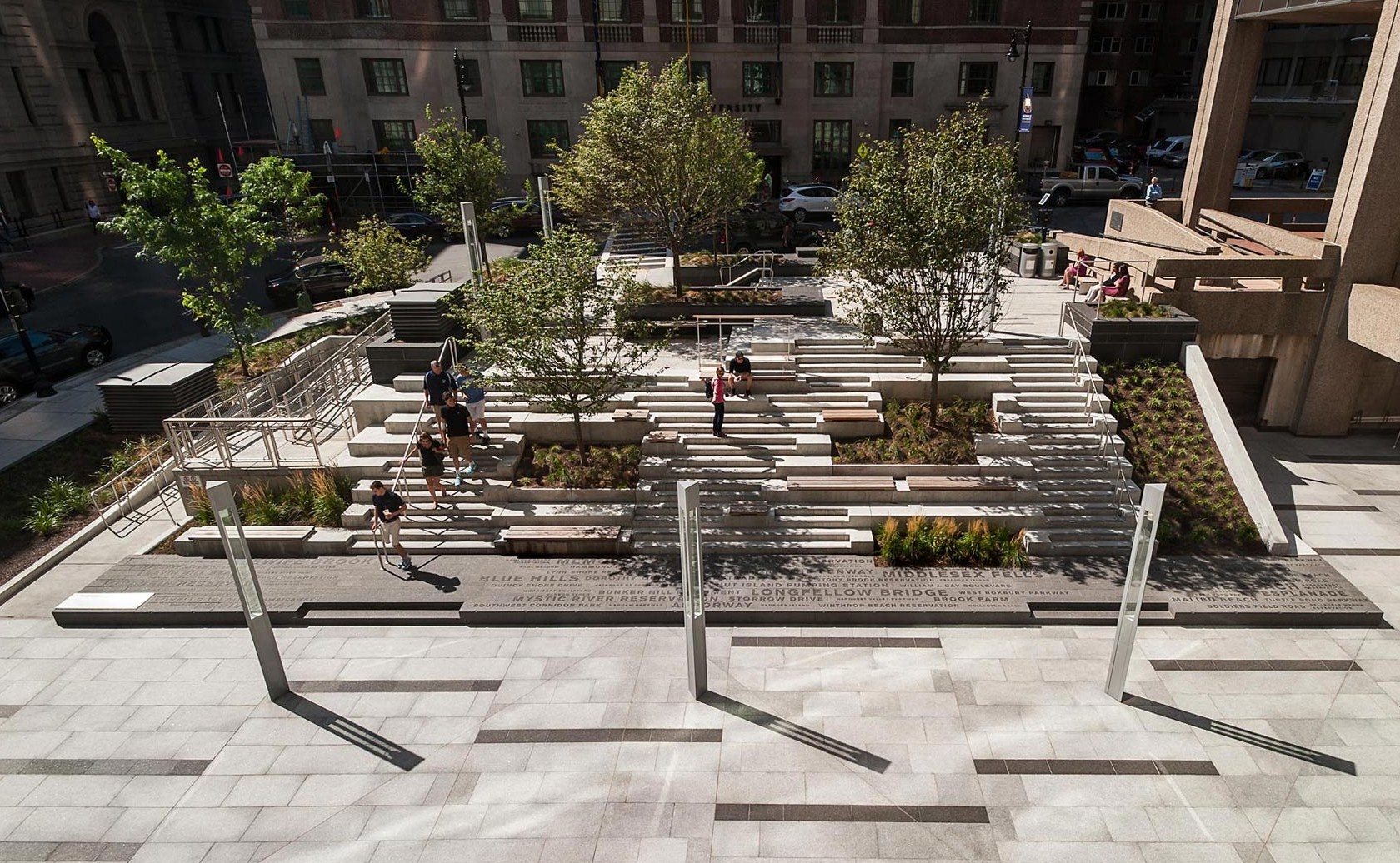 Roemer Plaza – Suffolk University | KMDG