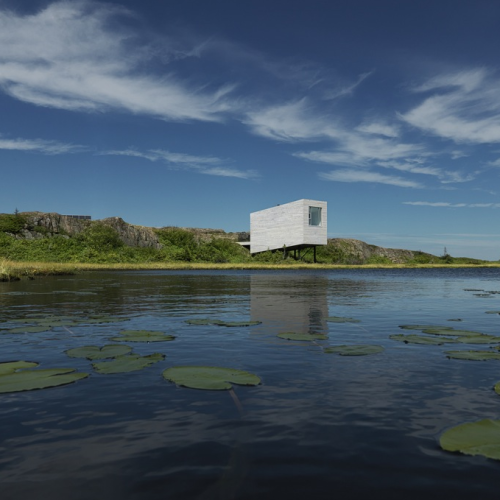 4Bridge Studio : Saunders Architecture