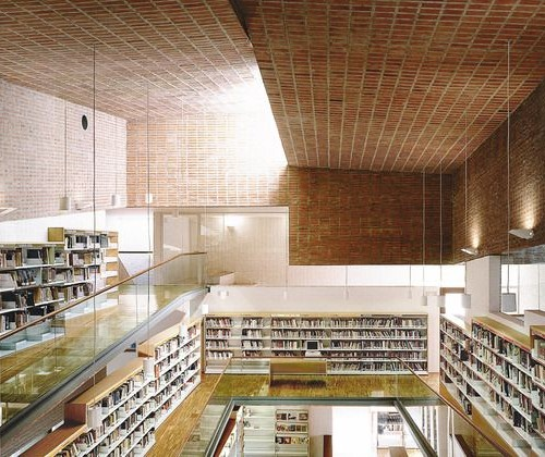 7af212f8496ef3f1528ec42ecc099481--brick-wall-public-libraries