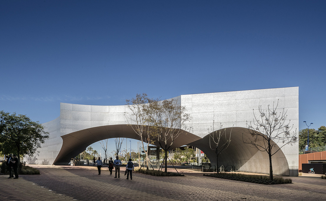 Guillemo Vazquez Consuegra architect | Sevilla (España) | March 2017