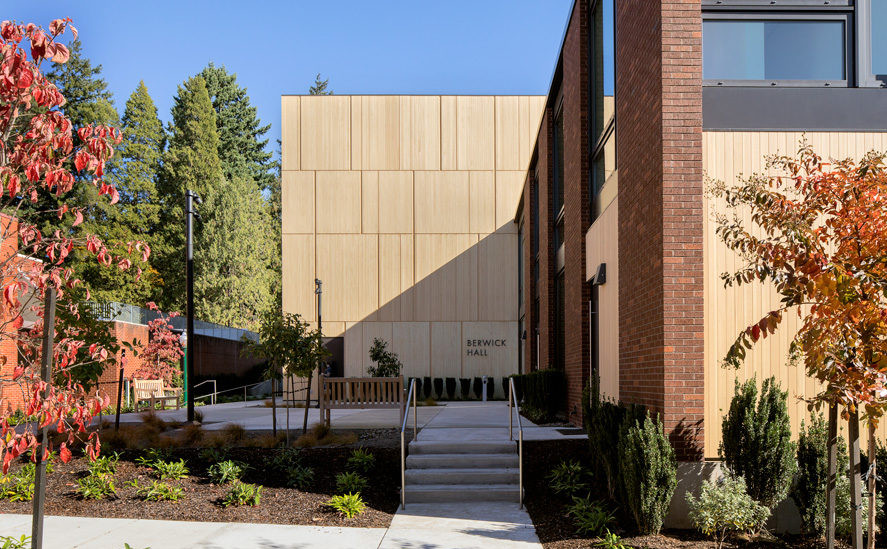 Berwick Hall-U. Oregon | Hacker Architects