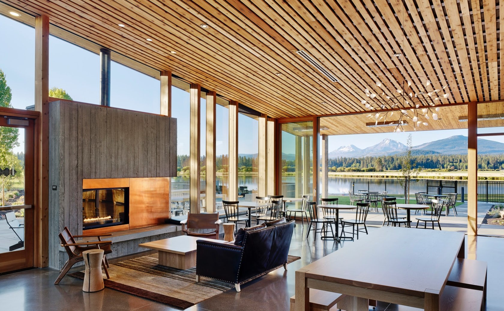 Lakeside at Black Butte Ranch | Hacker Architects