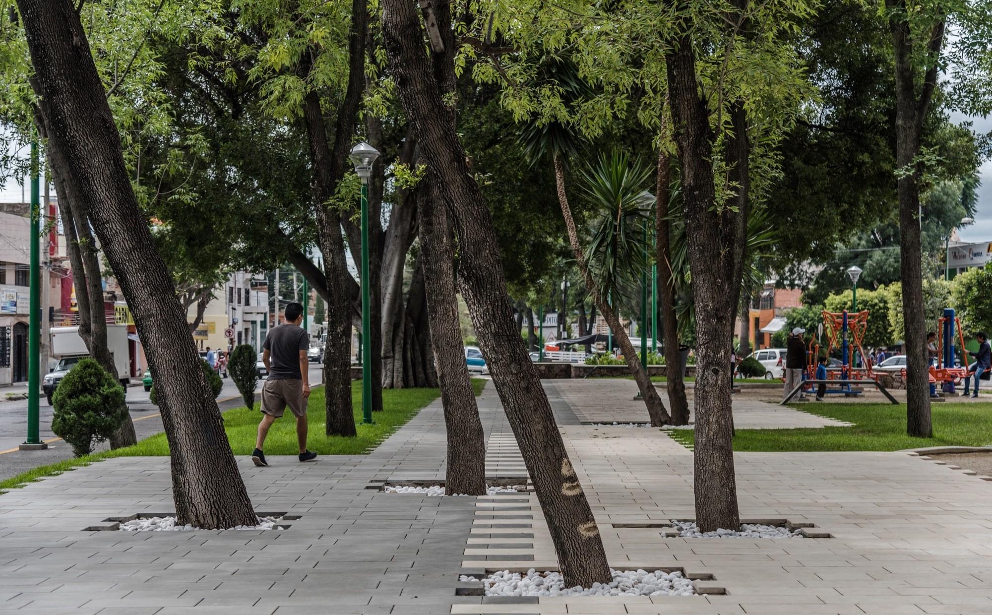 Hidalgo Park Rehabilitation | Taller5 Arquitectos