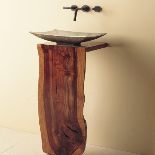 Stone-Forest-WD-05-32-Wood-L-slab-pedestal-with-bronze-zen-sink_39f859dd-2b55-4dfc-a302-7e230e2bc5c7