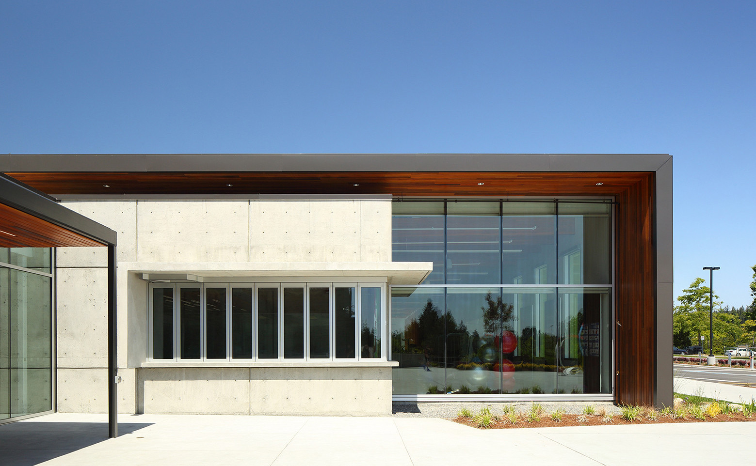 South Surrey Recreation + Arts Centre | Taylor Kurtz