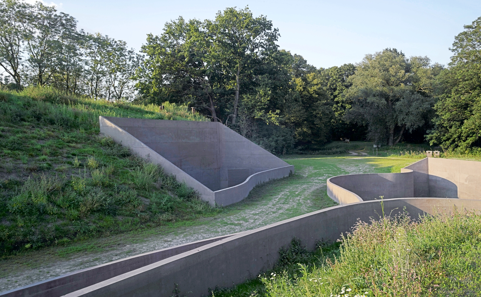 Fort Vechten Waterline Museum | Studio Anne Holtrop