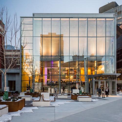MassArt Design & Media Center