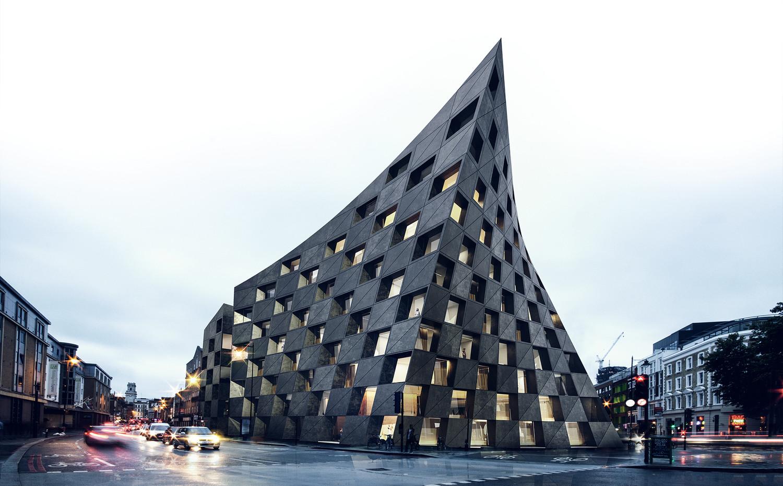 Shoreditch Hotel |AQSO Arquitectos