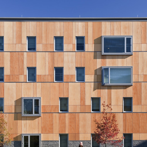 RWU North Campus Residence Hall : Perkins+Will1