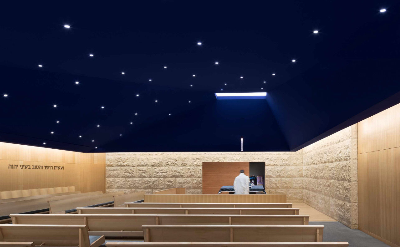 Chapel at Congregation Kehilath Jeshurun |FXCollaborative