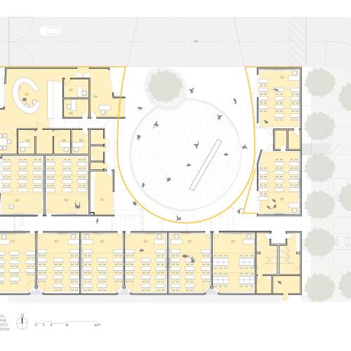 south-los-angeles-high-school-brooks-scarpa-architecture-yellow-california-usa_dezeen_2364_floor-plan