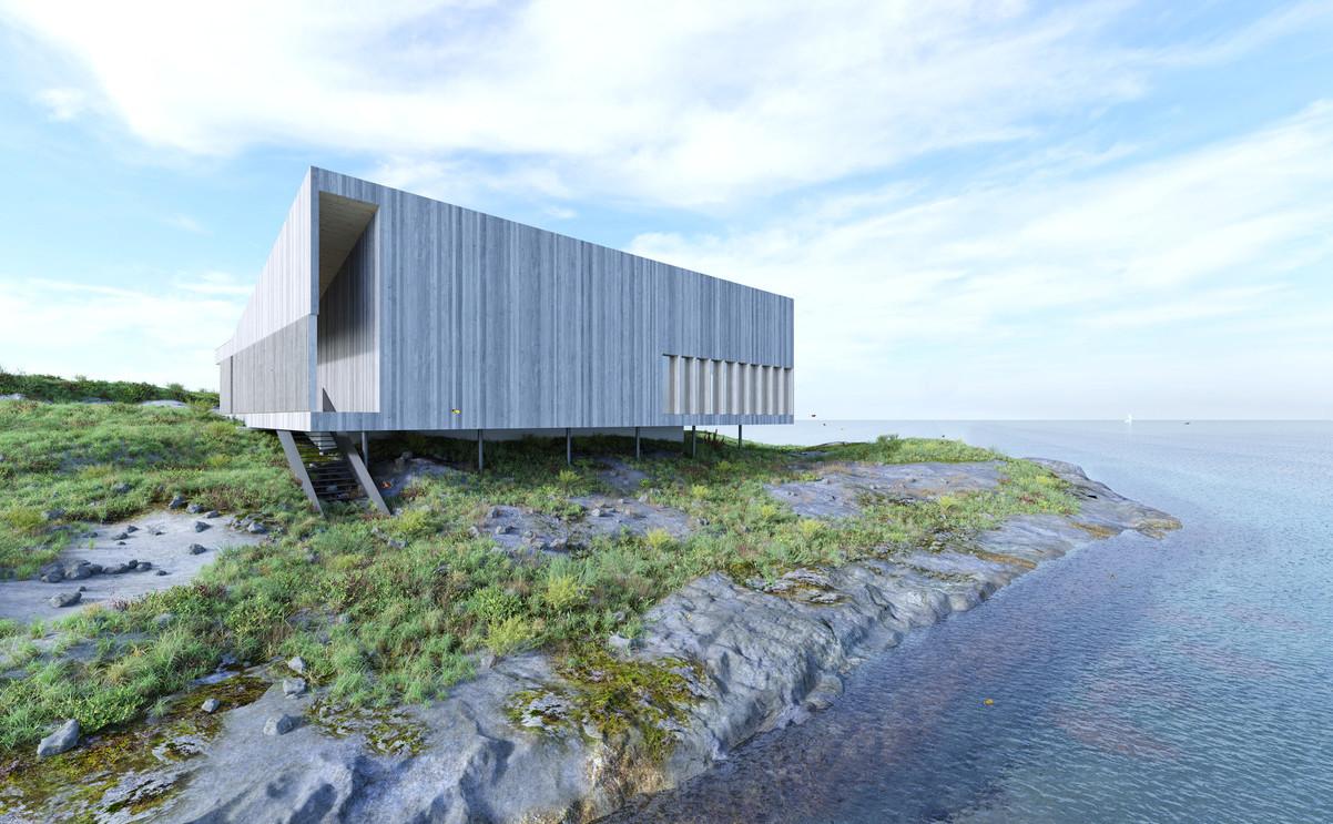 World Heritage Visitor Center |Ekberg Lous Arkitekter