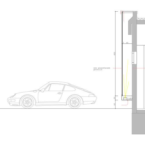 section-facade