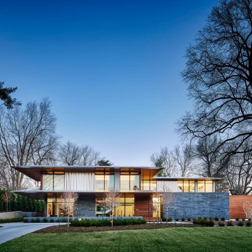 Home Design Center Missouri City Tx: Artery Residence In Missouri