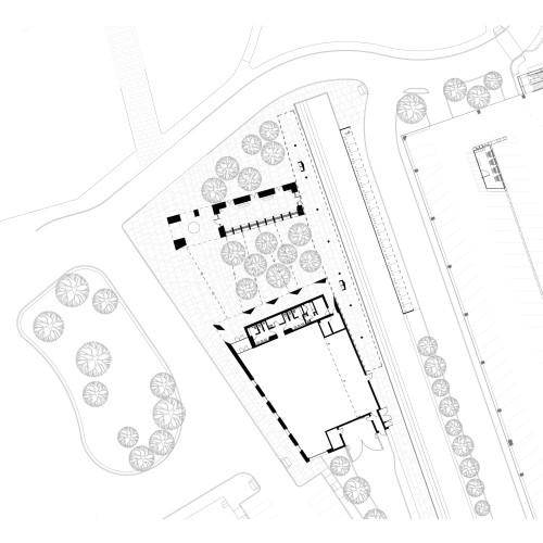 princeton-transit-hall-rick-joy-architecture-new-jersey-usa_dezeen_2364_site-and-floor-plan
