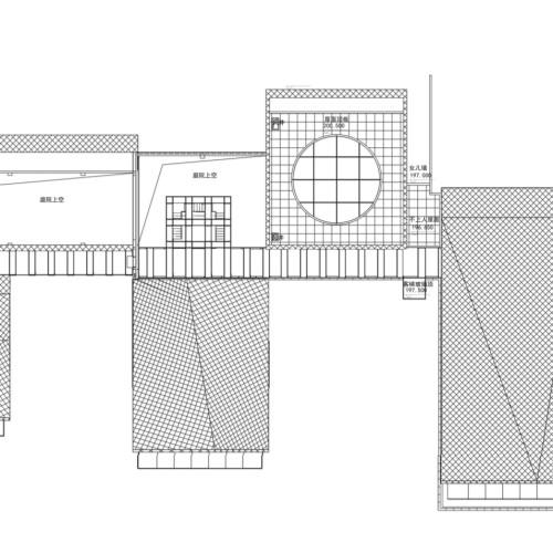 3屋顶平面图