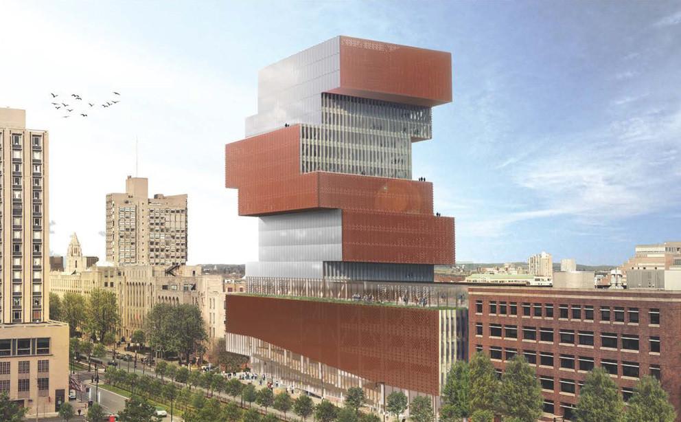 Data Sciences Tower for Boston University |KPMB