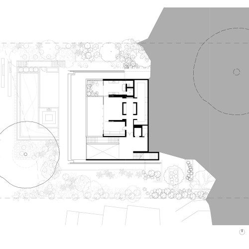 Koichi_Takada_Architects_Waterfront_Retreat_LEVEL3_PLAN