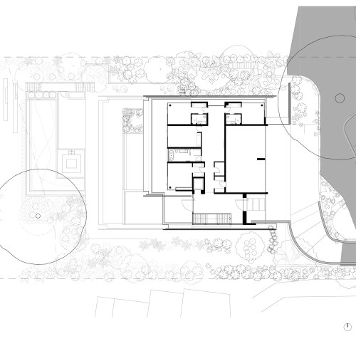 Koichi_Takada_Architects_Waterfront_Retreat_LEVEL4_PLAN