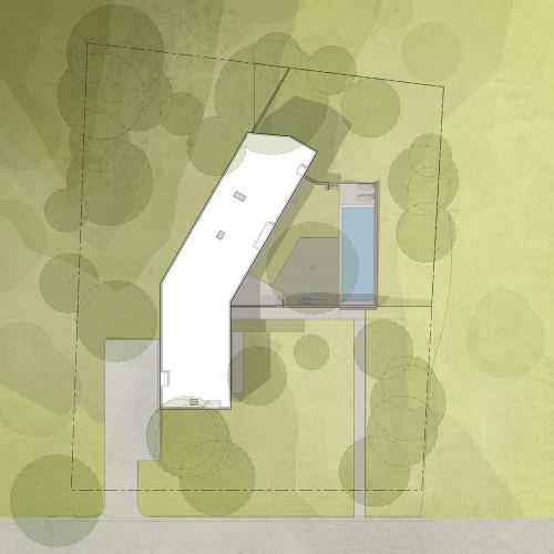 HEN site plan