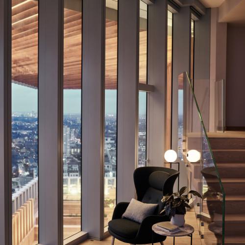 11._Manhattan_Loft_Gardens_Residential_Interior_©Jake_Curtis_Courtesy_MLC